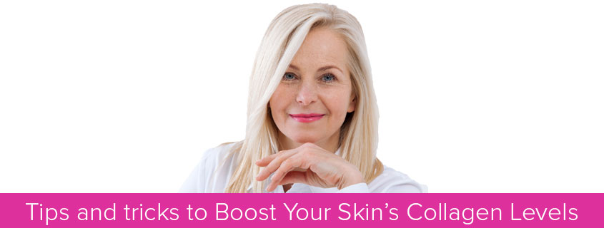 Tips and tricks to Boost Your Skin's Collagen Levels
