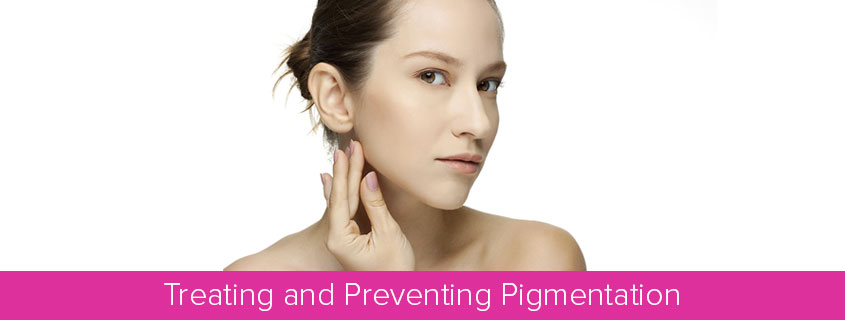 Treating and Preventing Pigmentation