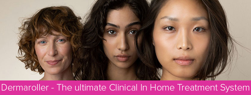 Dermaroller – The ultimate Clinical In Home Treatment System