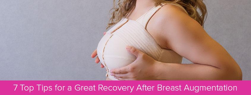 Kaitlyn's Breast Augmentation