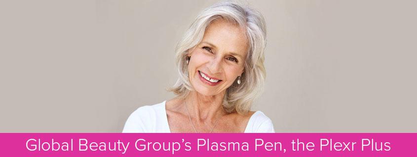 Global Beauty Group's Plasma Pen, the Plexr Plus